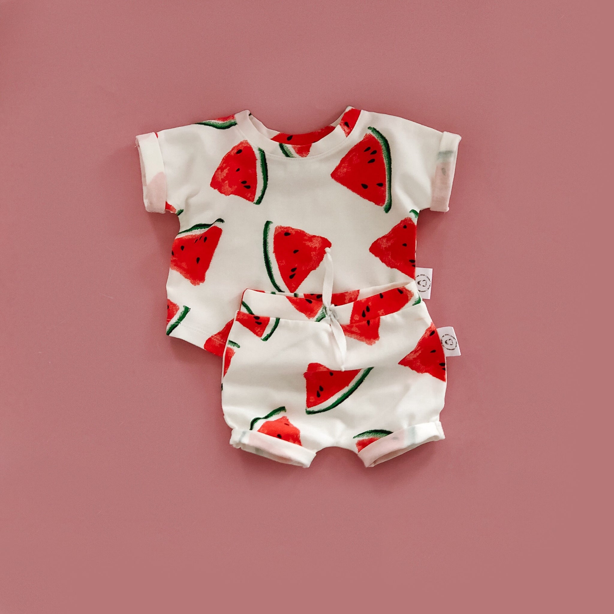 T-shirt With Watermelons