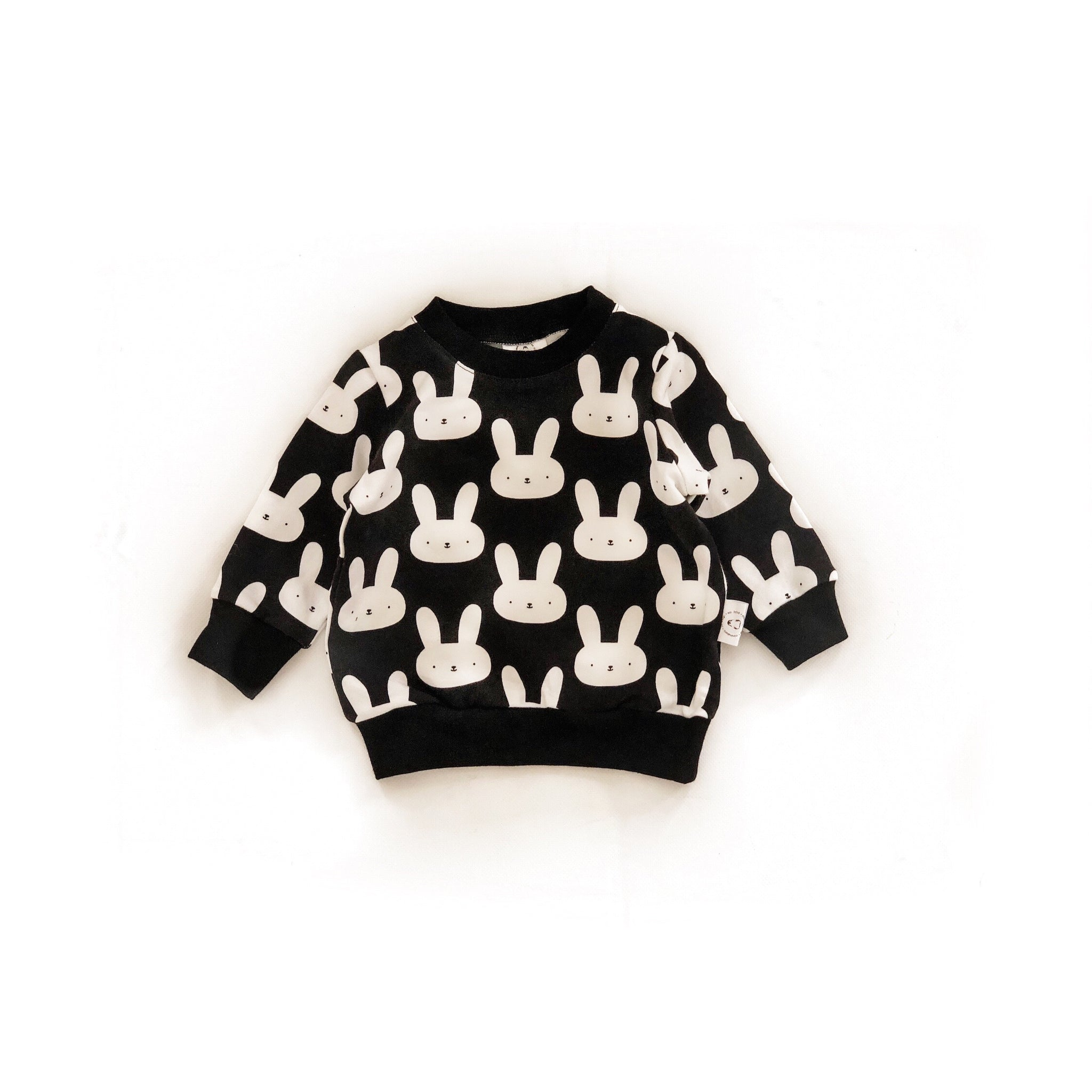 Pullover with Bunnies