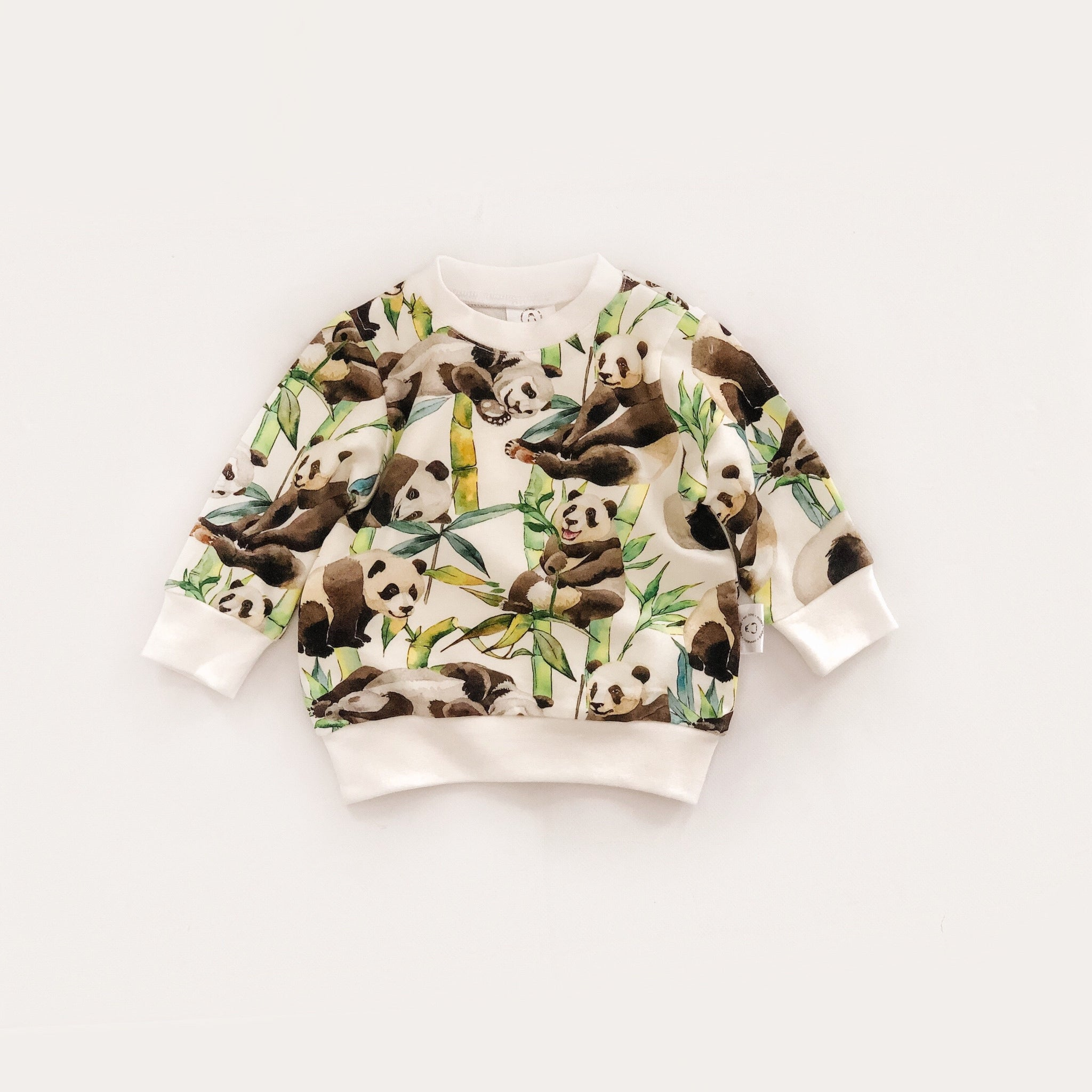 Pullover with Pandas