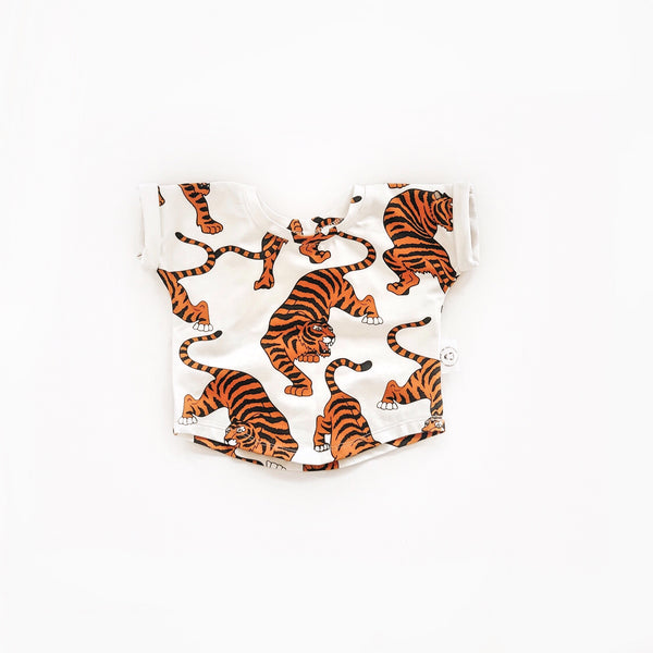T-shirt with Tigers