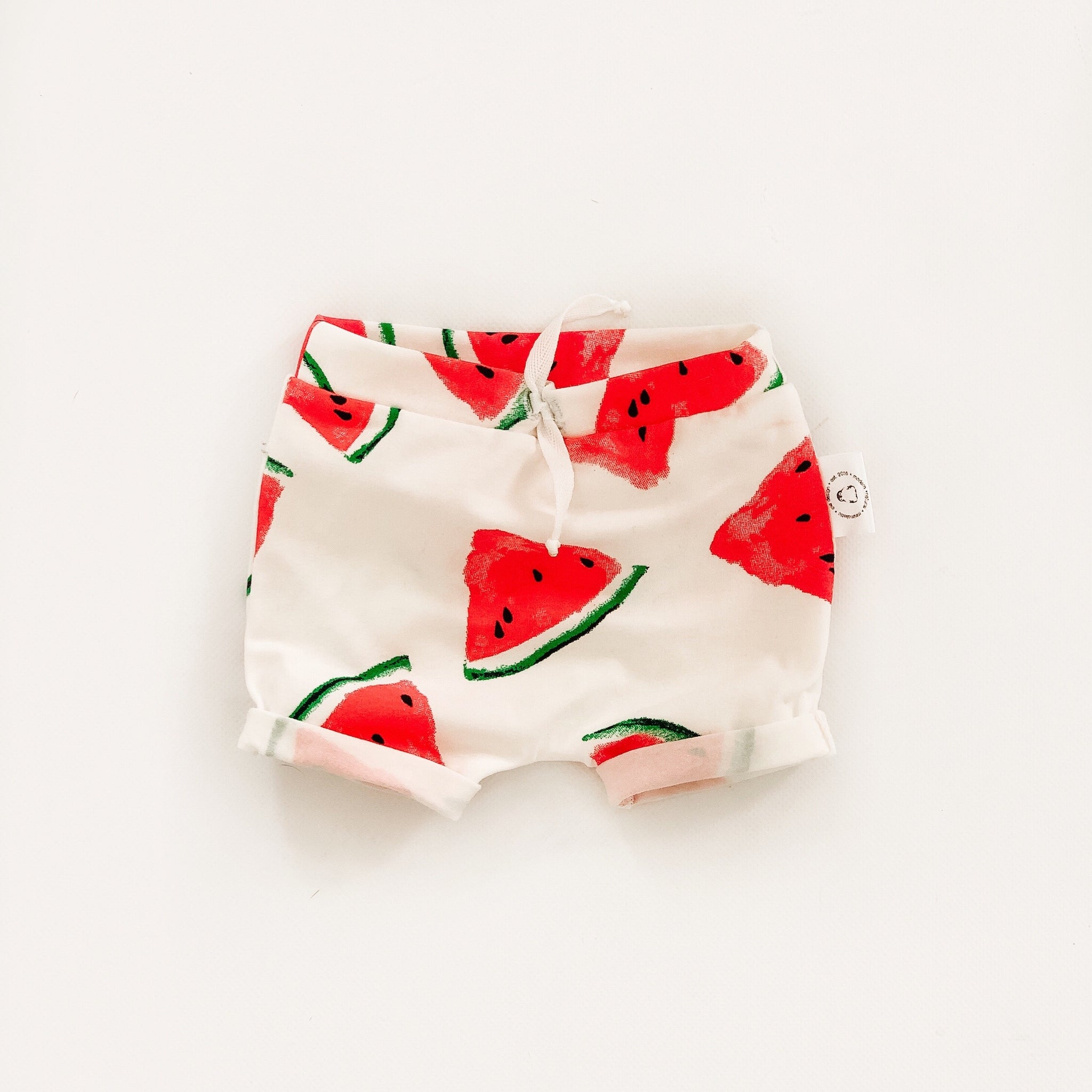 Shorts With Watermelons