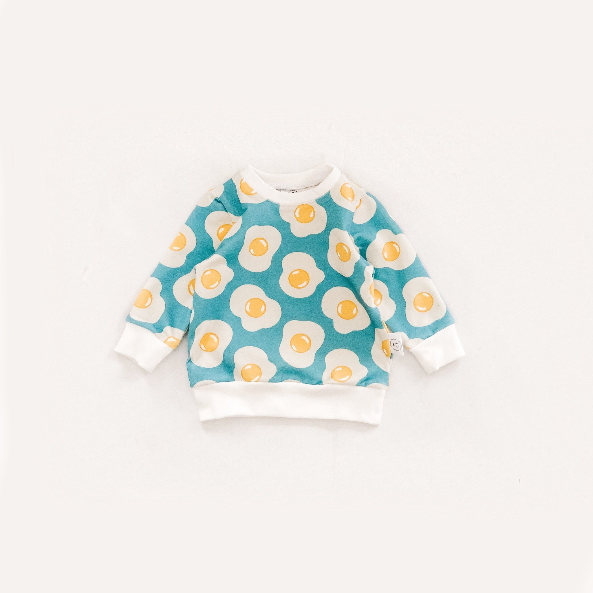 Pullover Sunny Side Up