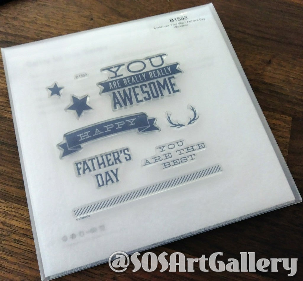 STAMPS: Father's Day