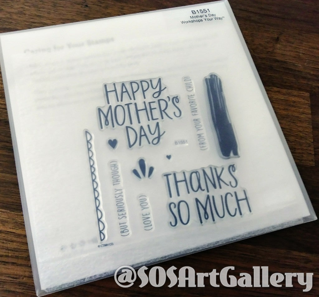 STAMPS: Mother's Day