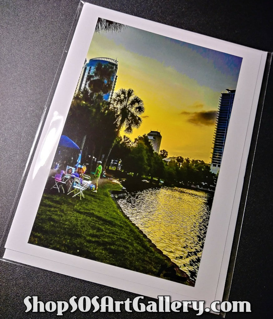 PHOTO CARDS: Limited Edition Orlando Photo Cards by Kathryn McHenry