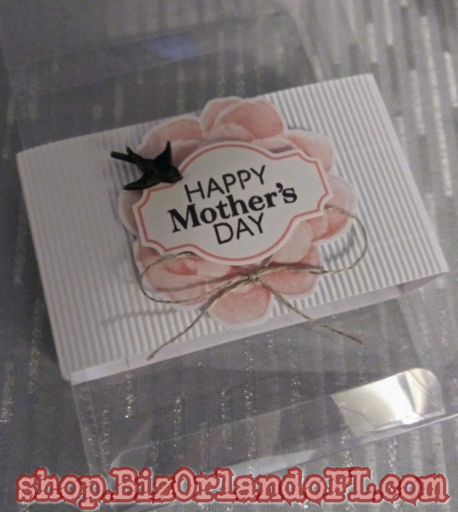 MOTHER'S DAY: Handcrafted Gift Box by Kathryn McHenry