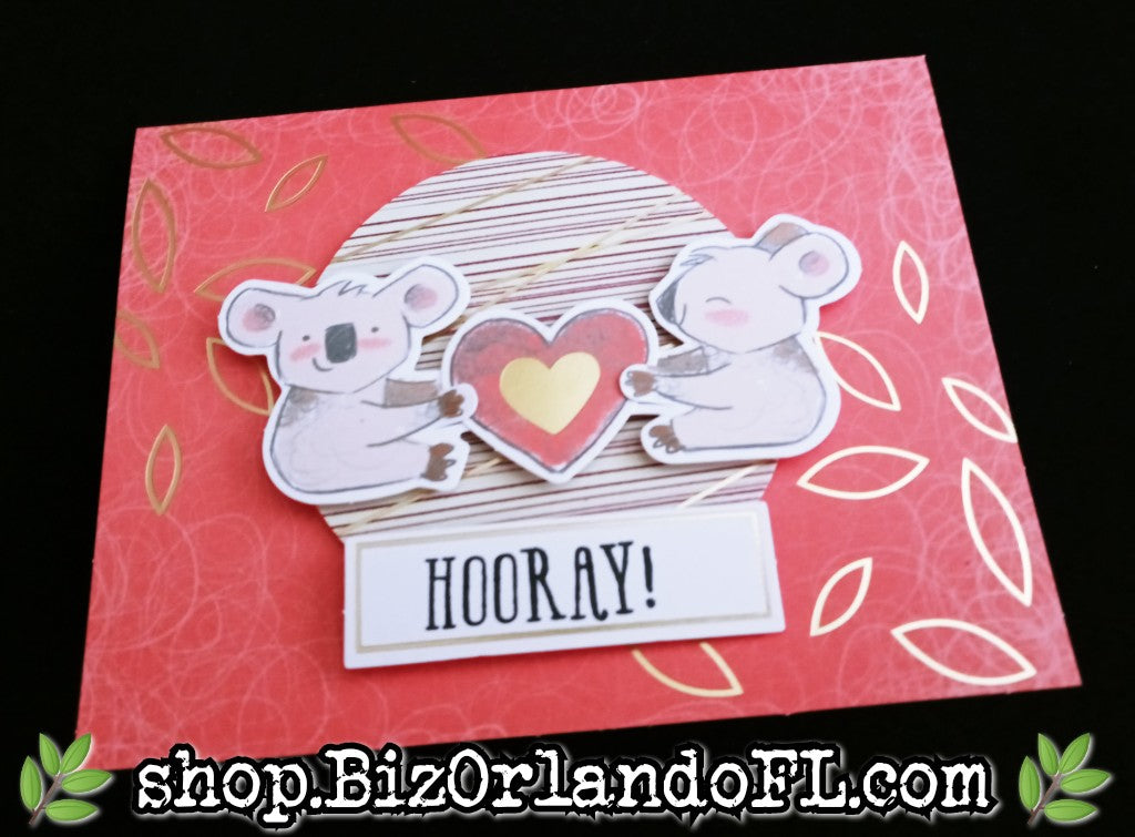 ALL OCCASION: Handcrafted Greeting Card by Kathryn McHenry