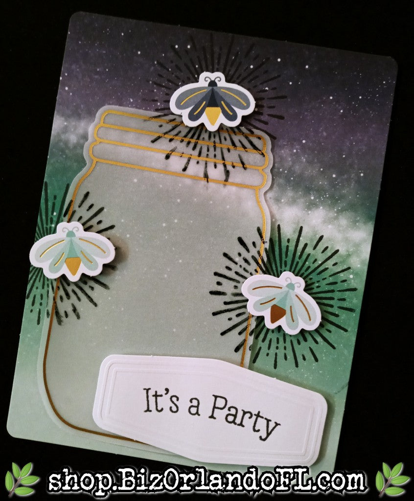 BIRTHDAY: Handcrafted Greeting Card by Kathryn McHenry