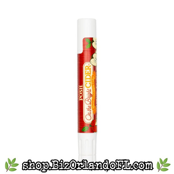 PERFECTLY POSH: On The Bright Cider Lip Balm