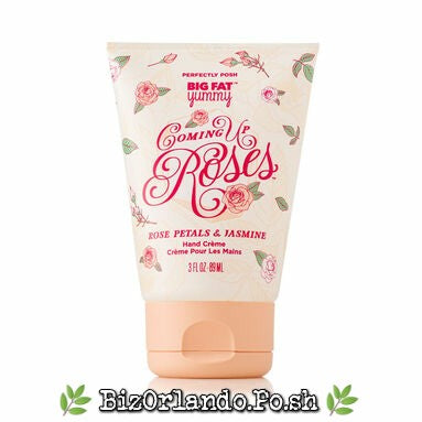 PERFECTLY POSH: Coming Up Roses Big Fat Yummy Hand Creme