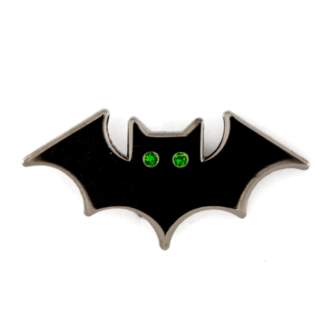 These Are Things - Animals Enamel Pins - Bat