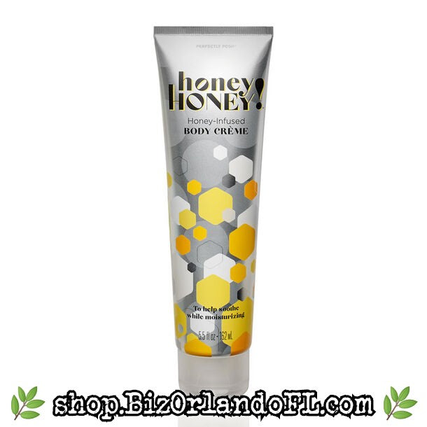 PERFECTLY POSH: Honey Honey Body Creme