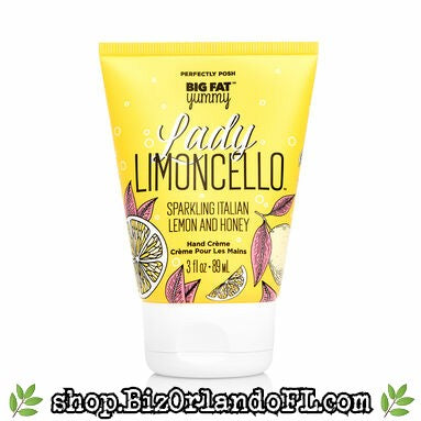 PERFECTLY POSH: Lady Limoncello Big Fat Yummy Hand Creme