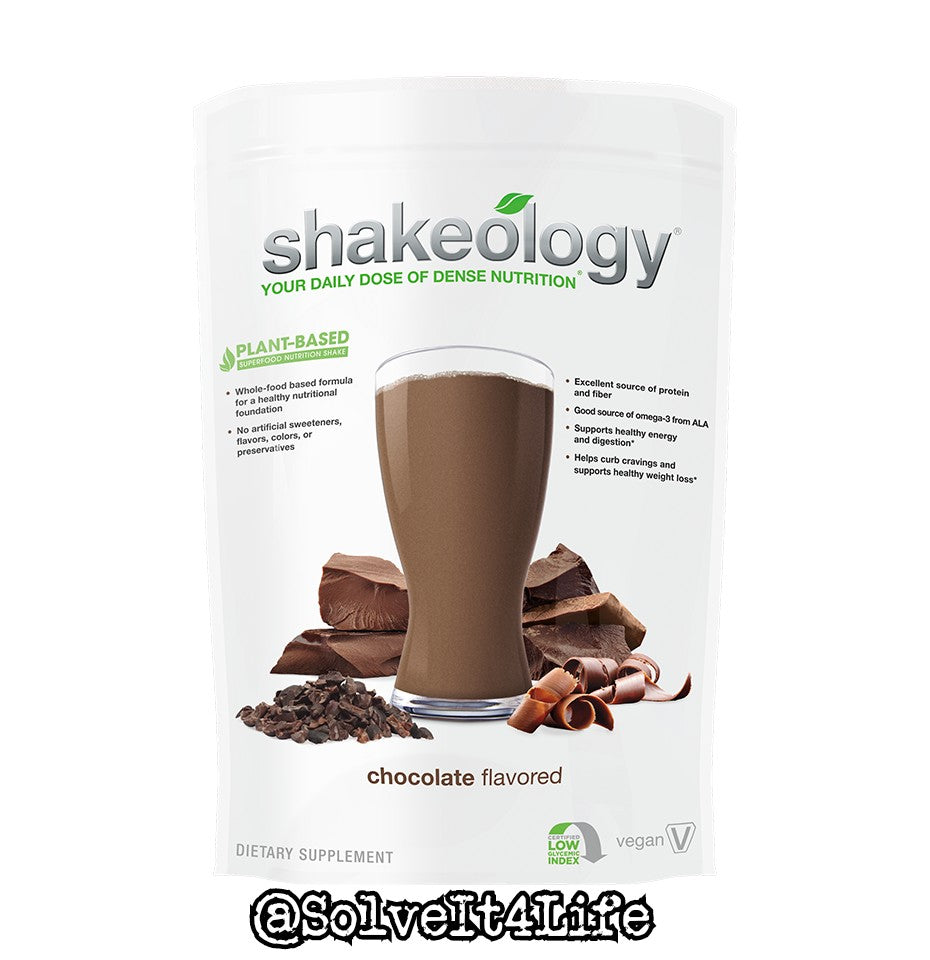 Chocolate Vegan Shakeology Single Packet