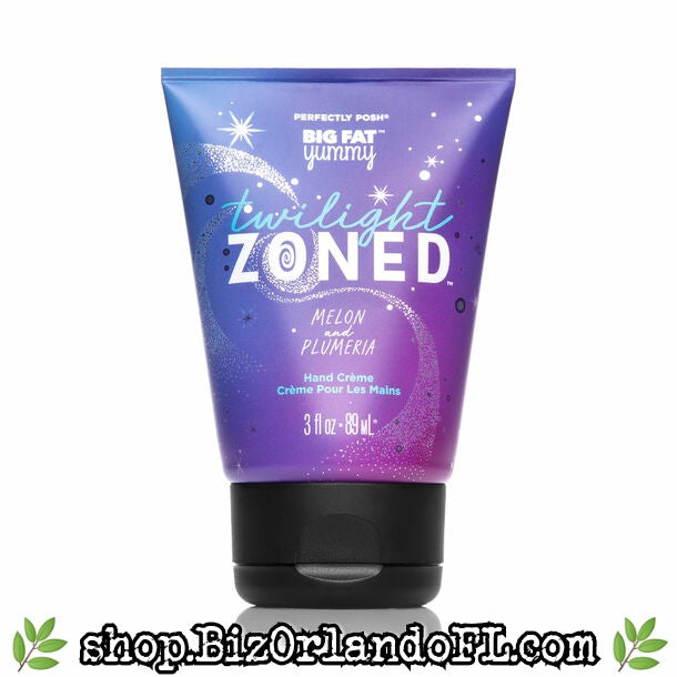 PERFECTLY POSH: Twilight Zoned Big Fat Yummy Hand Creme