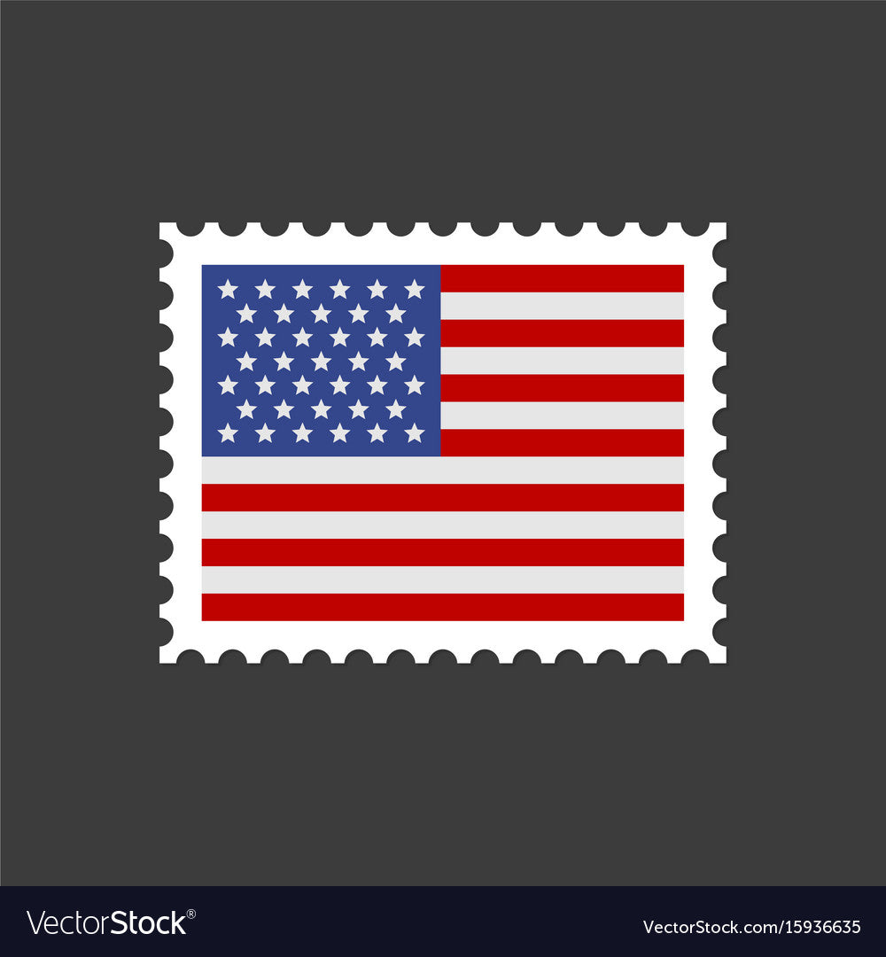 USPS Domestic First Class Postage Stamp