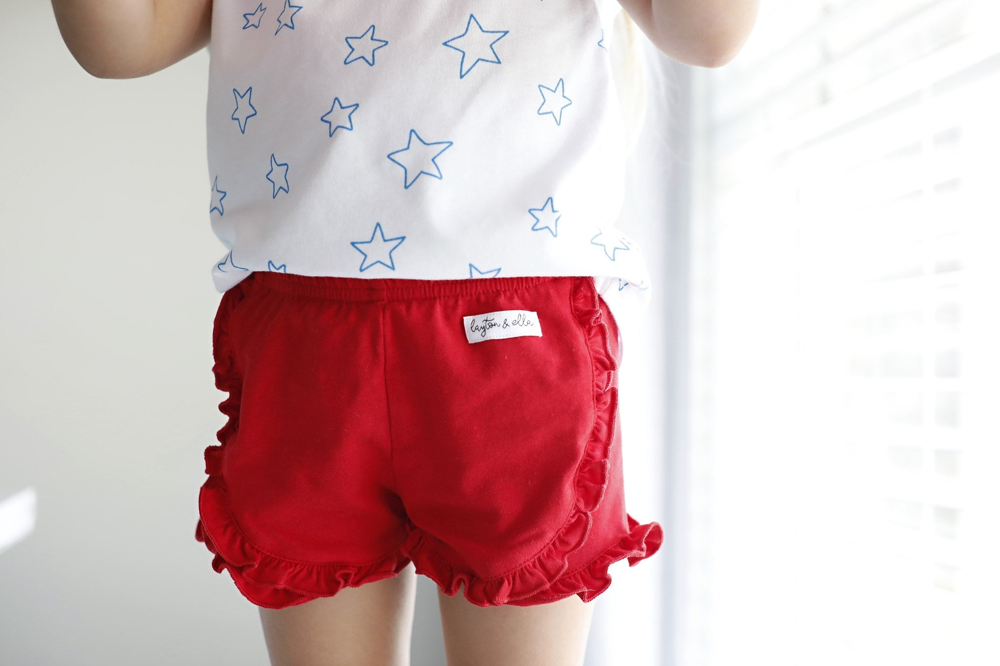 Ruffle Shortie Extras (Sizes 2T-8)