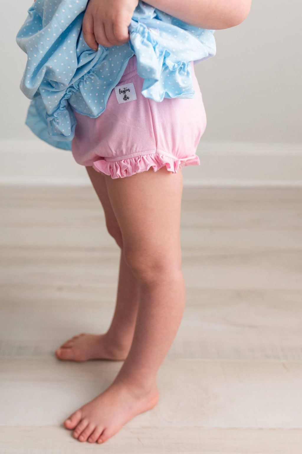 Bloomers Extras (Sizes 6M-18M)