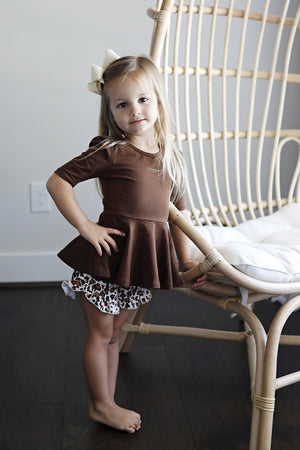 Petal Shortie Extras (Sizes 2T-8)