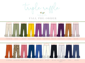 Size 6 Fall Legging Extras