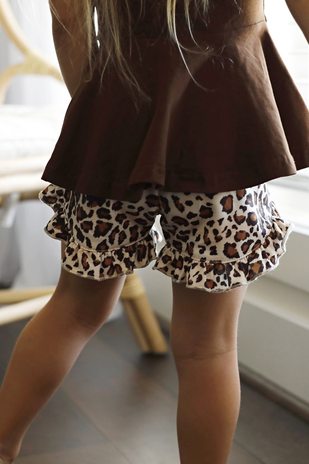 Petal Shortie Extras (Sizes 3M-18M)
