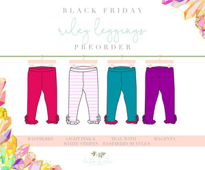Gemstone Extras Riley Leggings - Layton & Co