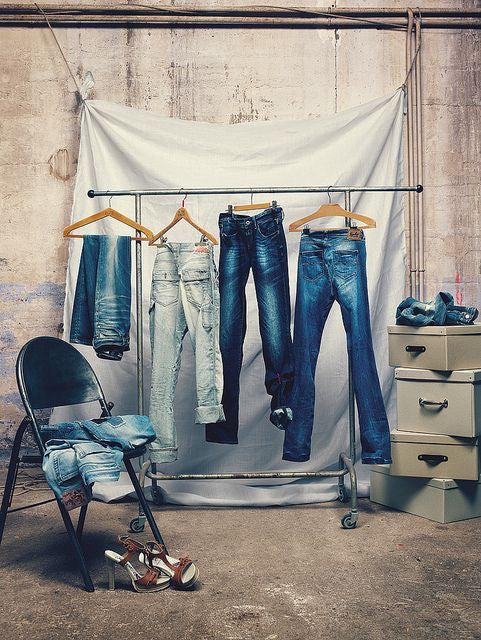 Good Jeans Are Like Good Boyfriends--Hard To Find