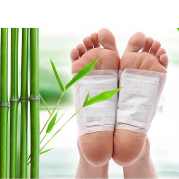 Bamboo/Herbal Detox Foot Patches