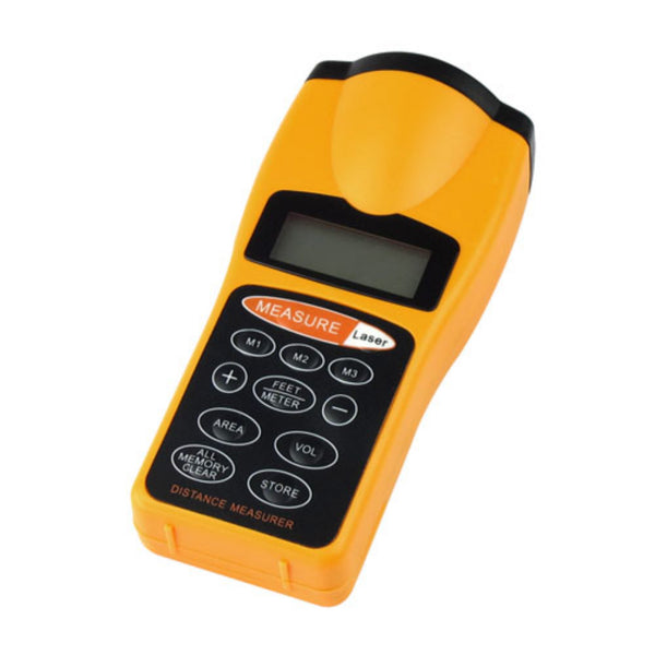 Durable Ultrasonic Laser Measuring Tool