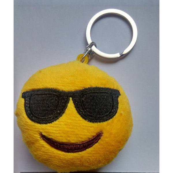 Emoticon Keychains