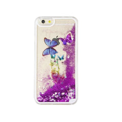 Floating Butterfly Phone Case for iPhone 6 or 6 Plus