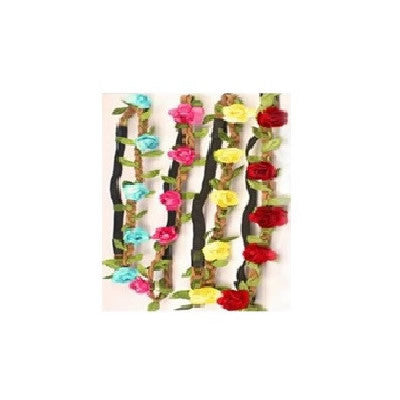 Flower Headband (Set of 2)