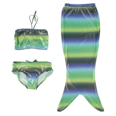 Girls' Mermaid Swim Suit