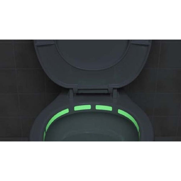 Glow in the Dark Toilet Locator Strip