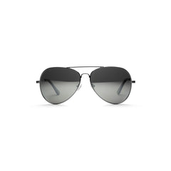Vintage Style Aviator Mirrored Sunglasses