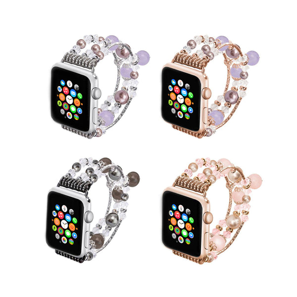 Jeweled Replacement Band for Apple Watch Series 1, 2, & 3