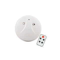 Smoke Detector Hidden HD Spy Camera