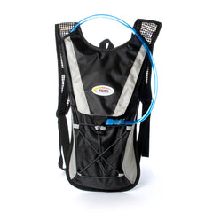 Sport Force Multi Function Hydration Backpack - Black, Red, Orange, Green or Blue