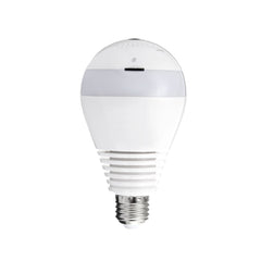 WIFI Security Camera Lightbulb with LED Lighting No Infrared Eye