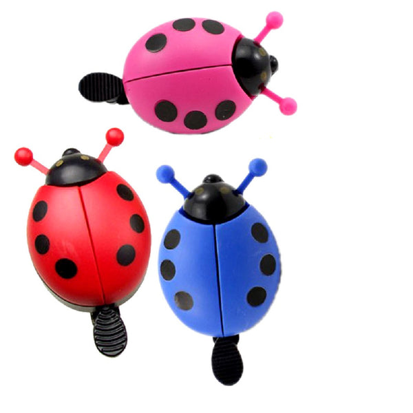 Lady Bug Bike Bell