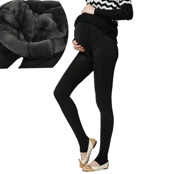 Lined Maternity Leggings