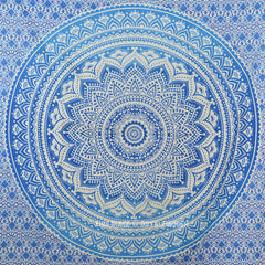 Mandala Designed Tapestry/Beach Sheets