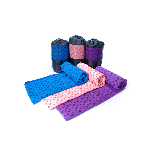 Non Skid Yoga Towel