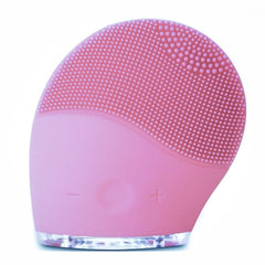 Rechargeable Silicone Facial Brush