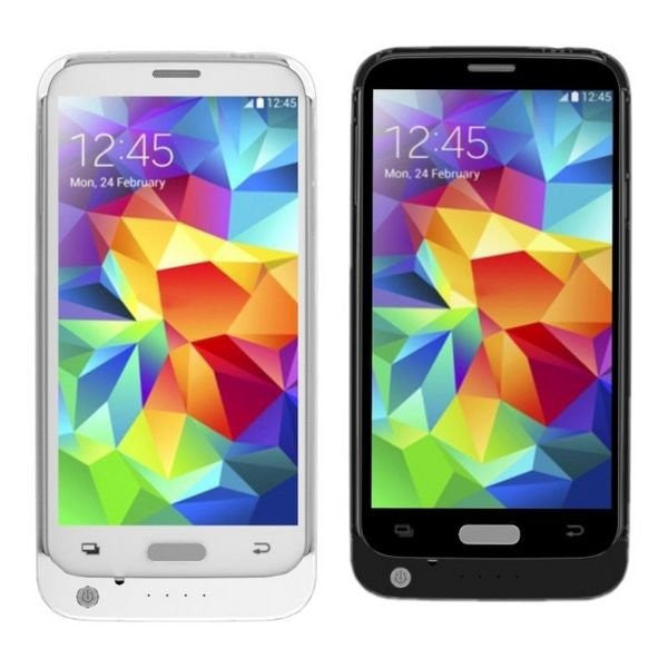 Samsung S5 Compatible Rechargeable Mobile Case