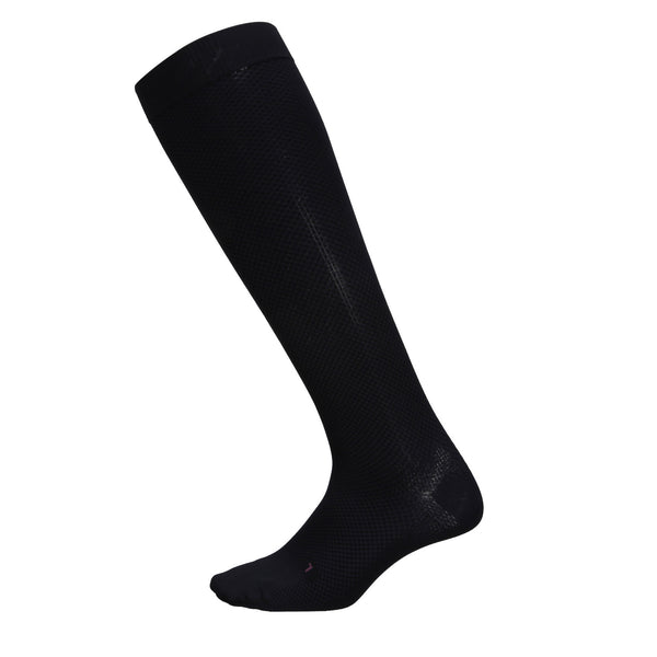 Sport Compression Socks (Unisex) - Black, Light Blue, Navy, Purple, Yellow, Orange, White or Red