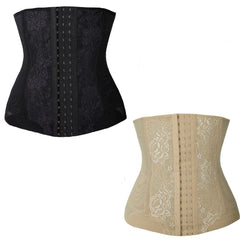 Steel Bone Waist Cincher/Trainer/Corset