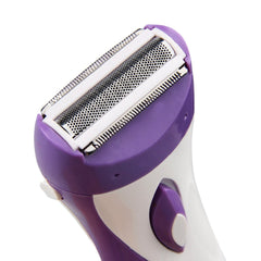 Waterproof Ladies Rechargeable Electric Razor