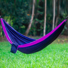 Sport Force Portable Two Person Nylon Hammock