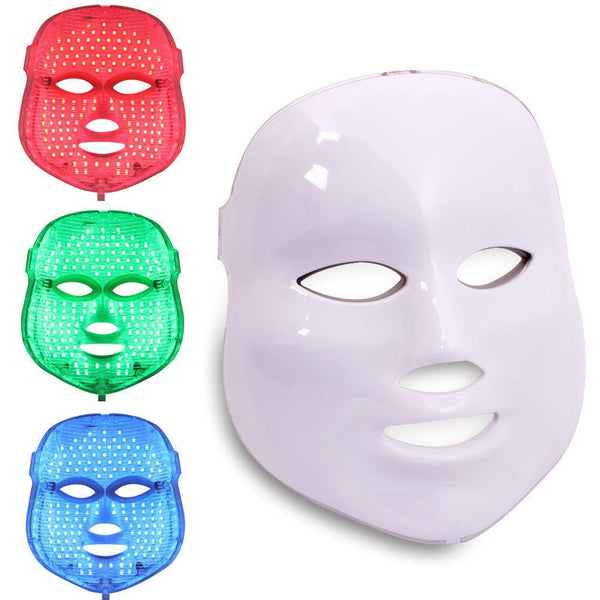 LED Photon Therapy Facial Mask - Skin Rejuvenation -  #KUWTK